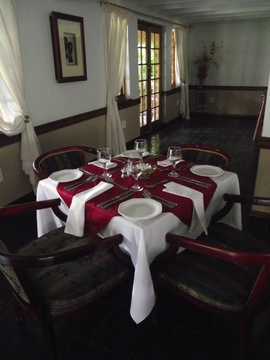 Dining Room, Manor House